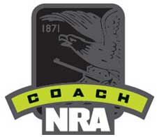 NRA Coach Patch