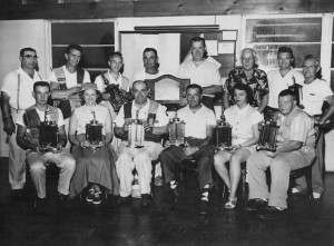 1959 Chester County Championship day